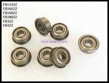 Buy 30pcs/Lot FR3ZZ FR3 ZZ 4.762x12.7x4.978mm High Precision Miniature Flange Bearing Deep Groove Ball Bearing Brand New for $11.89 in AliExpress store