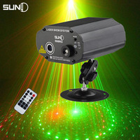 Led Mini Laser Stage Light Show Projector 110V Red Party Disco Party Bar Dj Lumiere Lights Effecct Luces Discoteca Lightning