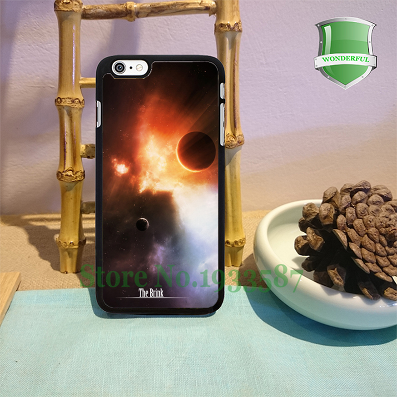 Sci Fi Space Fashion Cell Phone Cases For Iphone 6s 6sPlus 6 6Plus 5 5s 5c 4 4s T*0471(China (Mainland))