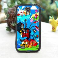megaman fashion cover case for samsung galaxy s3 s4 s5 note 2 note 3