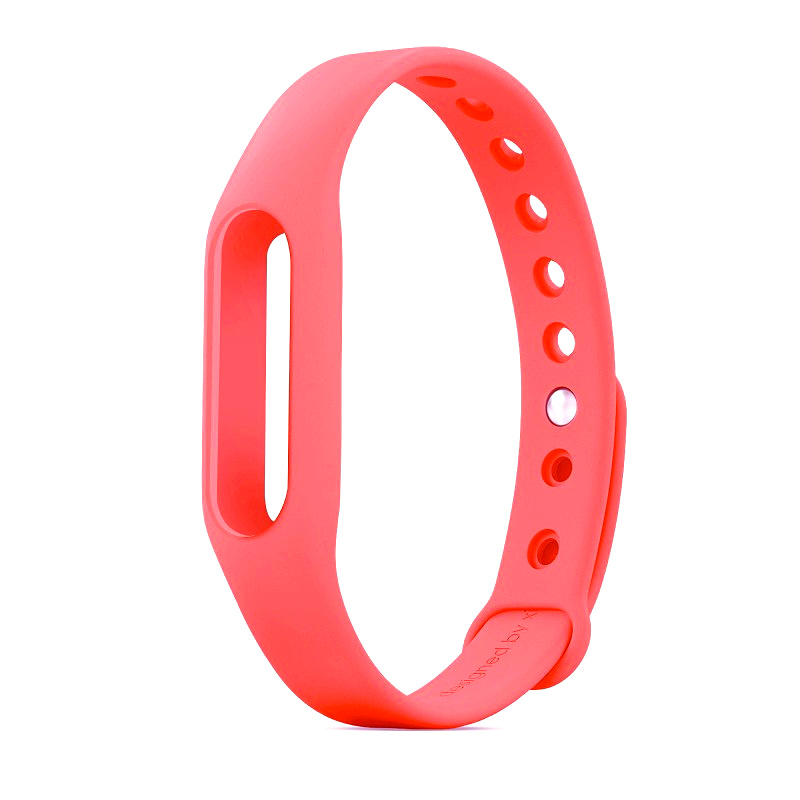 Original Colorful Xiaomi Miband 1&1S Wristband Silicon Strap For Mi Band Smart Bracelet Accessories Replaceable Smart Band Belt