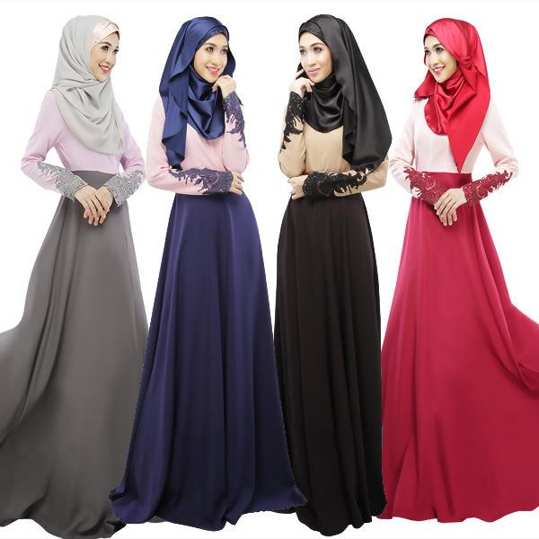 Les vêtements sexy des femmes musulmanes