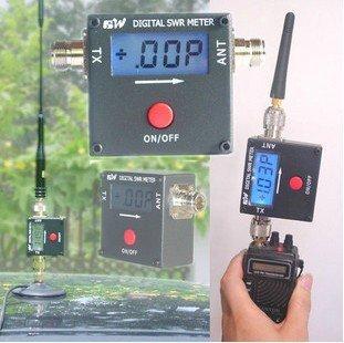 REDOT-1050A VHF/UHF Digital Power SWR Meter for 2-way radio mobile radio 120w<br><br>Aliexpress