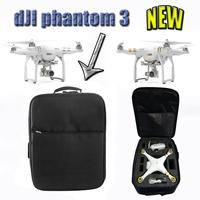 New dji phantom bag case for DJI phantom 3 professional & advanced RC fpv drone helicopter quadcopter backpack Free Shipping Fee