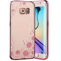 Secret Garden Flowers Case For Samsung Galaxy S7 SM-G930A G9300 5.1