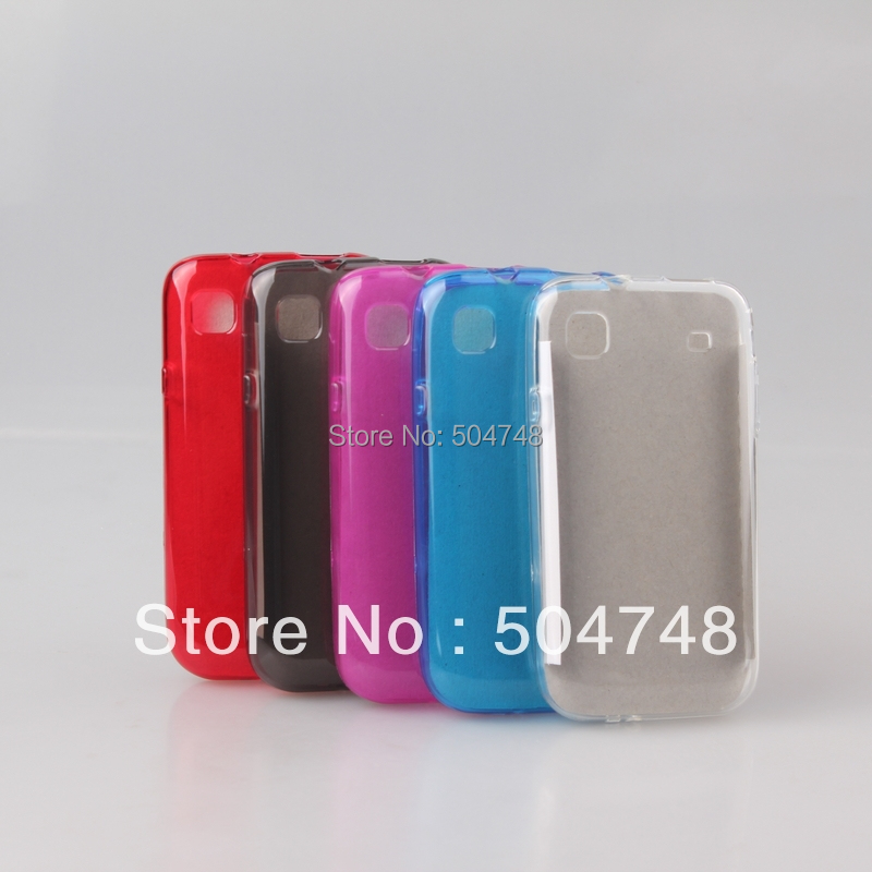 Free Shipping Soft TPU Phone Case Cover Mobile Phones for Samsung S1 9000(China (Mainland))