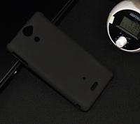 New Slim Hard PC Plastic Case Back Cover Mobile Phone Case for Sony Xperia V LT25i LT25 Phone Cases Cover H1344