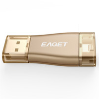 Eaget i60 OTG USB 3.0 32GB Capacity Universal Flash Drive Pen Drive for iOS for iPhone Pendrive U Disk Memory Stick Pass H2testw