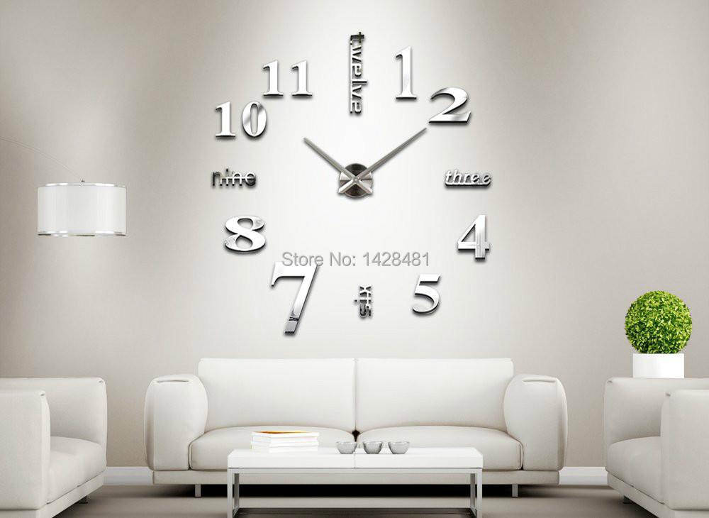 Orologi moderni da parete immagini - Orologi componibili da parete ...
