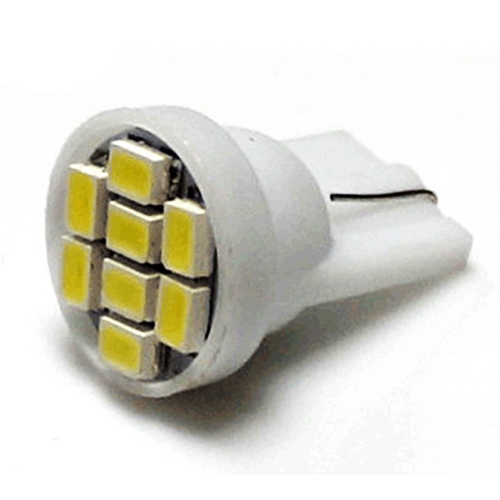 1pc T10 192 168 W5W 8 led 3020 smd Car marker light reading dome Lamps door lamp Auto Clearance Lights License Plate bulbs 12V(China (Mainland))