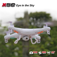 SYMA X5C Upgrade syma X5C-1 2.4G 4CH 6-Axis Professional aerial RC Helicopter Quadcopter Toys Drone With 2.0MP HD Camera(China (Mainland))