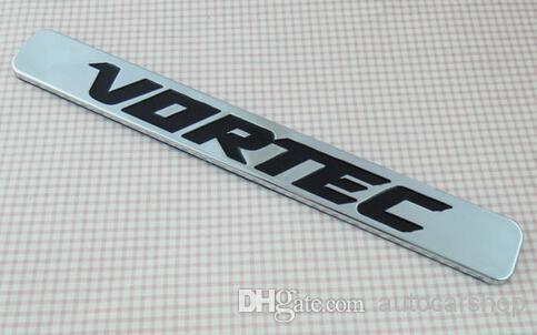 Auto car VORTEC for Silverado Sierra Emblem Badge Sticker(China (Mainland))