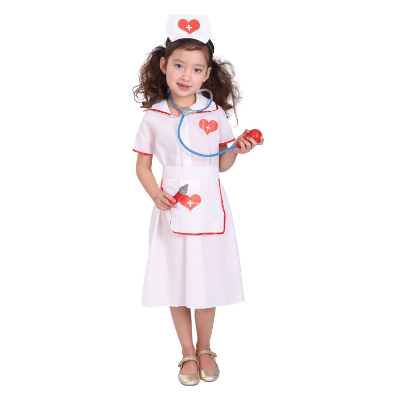 Online Buy Wholesale kids nurse costumes from China kids