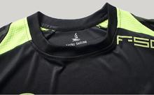 Sport jerseys Running t shirt batman armour Quick Dry Slim Fit t shirt LUCKY SAILING outdoor
