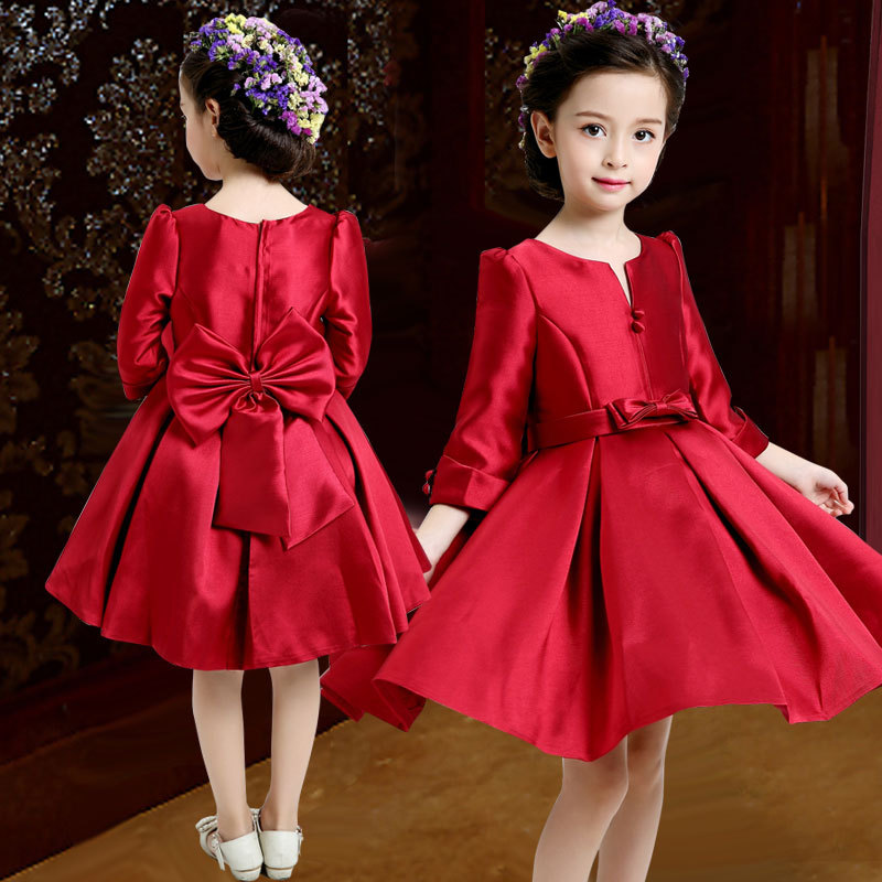 Compare Prices on Red Ball Gowns for Little Girls- Online Shopping ...