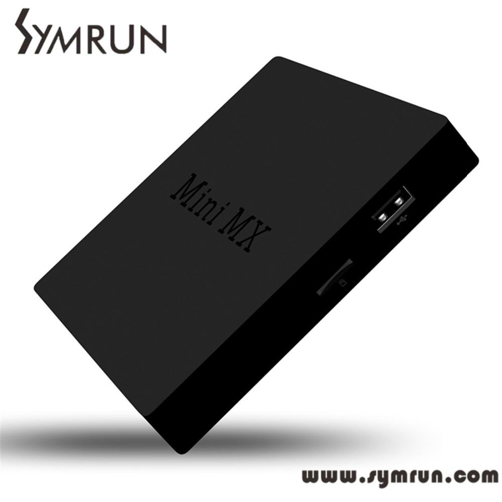 Symrun Mini Mx Amlogic S905 1Gb/8Gb Android 5.1 Tv Box 4K*2K Gigabit Lan Wifi Bt4.0 H.2 Mini Mx 1Gb(China (Mainland))