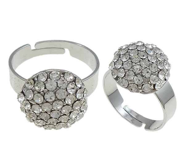 Free shipping!!!Zinc Alloy Finger Ring,sexy,chinese jewelry, with Iron, Flat Round, platinum color plated<br><br>Aliexpress