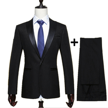2015 New Arrival Mens Suit Terno Masculino Vestidos Defesta Wedding Suits for men Blazer Latest Coat Pant Designs Costume Homme(China (Mainland))