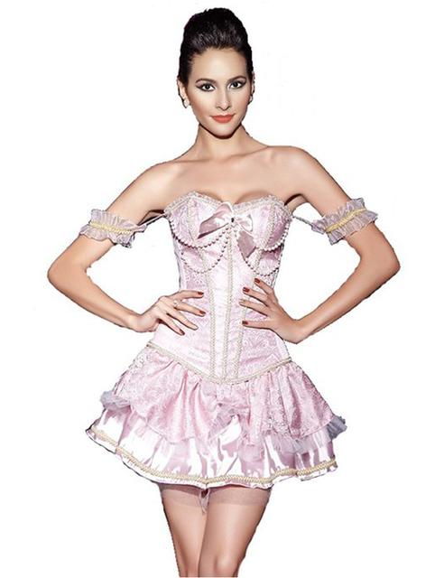 Новая Горячая Shapper Сталь Boned Женщин Сексуальная Свадебное Платье Корсет Бюстье ...