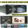 new 4 1 inch 16 9 TFT big screen 12V car audio MP5 Player support APE