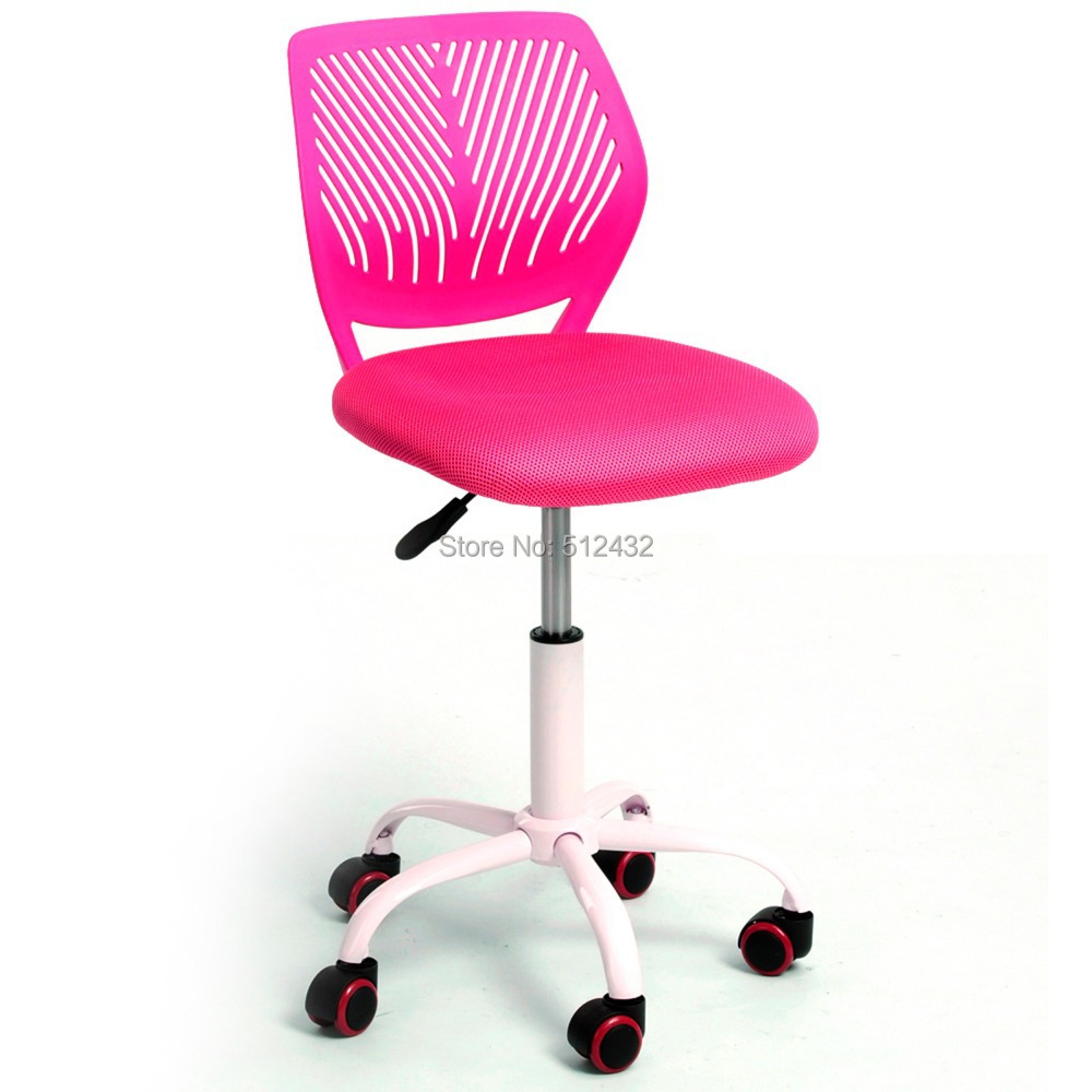 Pink office computer chair jpg