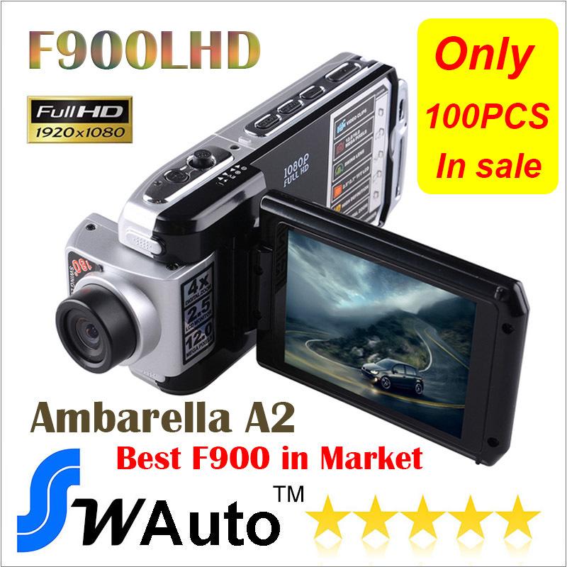 Ambarella Car DVR F900 1920 * 1080P Car Camera 12MP 30fps Car DVR Full HD Video Recorder Car F900LHD DVR Recorder(China (Mainland))