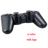 11 color Original Wireless Bluetooth Game Controller Joysticks Gamepads For PS3 Console Free Shipping