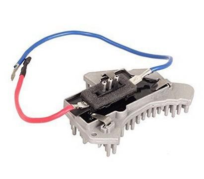 Купить Стайлинга автомобилей Нагреватель Вентилятора Резистор для Benz C-Class W202 S202 A208 S210 W210 OEM 2108206210 2028207310 2108700210 A2108206210