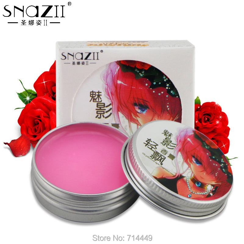 Antiperspirant Solid Perfume Light Aromal Natural Fruit Fragrance Men&Women Essencial Perfume 30g Charming Long-Lasting 3pcs(China (Mainland))