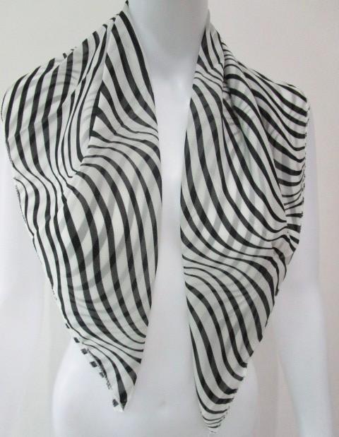 70*70CM Chiffon Zebra Animal Striped Square Scarf Shawl Women/Ladies/Girls 2014 New Fashion  -  7 kingdom store