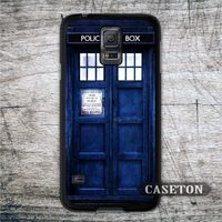 Doctor Who Tardis Police Box Case For Samsung Galaxy S6 Edge S5 S4 S3 mini s5 Active Advance Win Note 4 3 A7 A5 Core Ace 4 3 2
