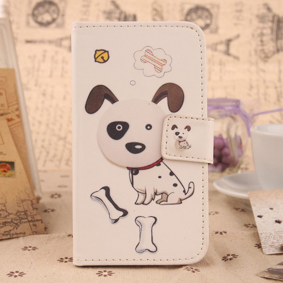 LINGWUZHE Cartoon Case Acer Liquid Jade S PU Leather Flip Cell Phone Cover Shell Colored Drawing Full Protective Hot Sales - Chen Qijia's store