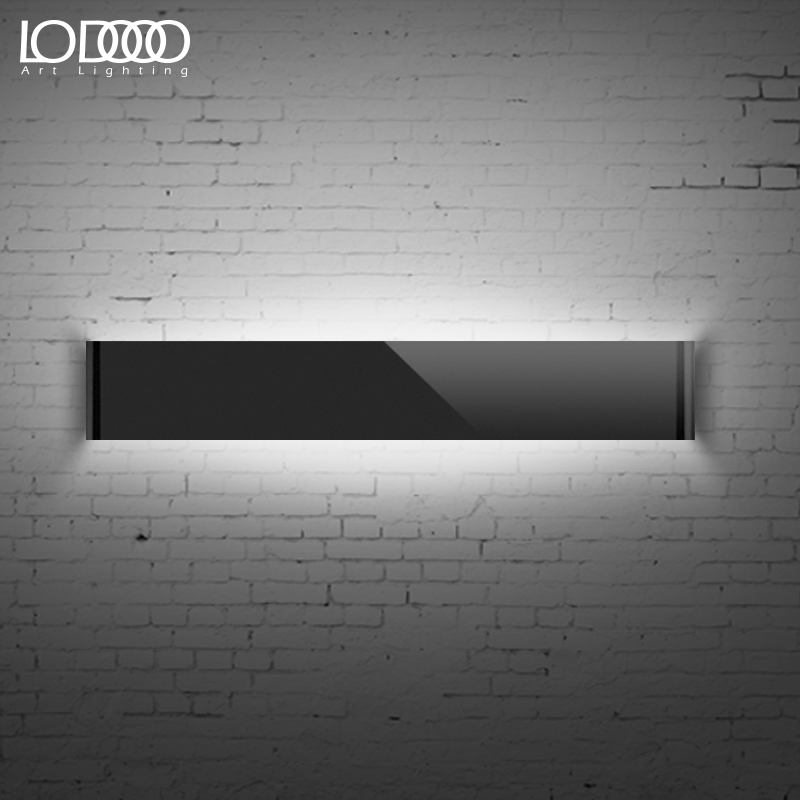 Le lamp modern minimalist fashion creative wall lamp bedside lamp bedroom lamp before study led lights bathroom mirror bathroom(China (Mainland))