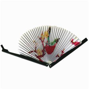 2015 Fashion Chinese Mini Cooling Fans Paper Folding Fans Hand Fans Decor Fans Gift For Friends(China (Mainland))