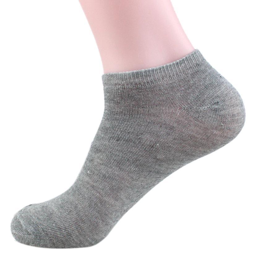 4 Pure Colors Sox Hot Sale! Boys Ankle Invisible Sock Men Running Socks Cotton Cycling Sports Socks Mens Socks Febr17(China (Mainland))