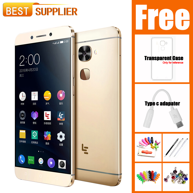 """stock LeEco Le2 Letv le 2 X620 X621 Deca Core MTK6797 5.5"""" Android 6.0 Smartphone 3GB RAM 16G/32GB ROM 16MP Mutli Languages -24hours On line-Brand Original phone Store)"""