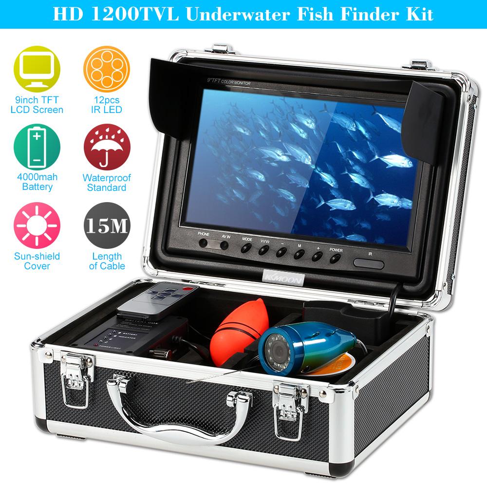 подводная камера для рыбалки высокого разрешения