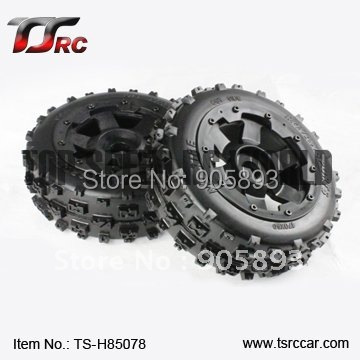 5B Front Knobby Wheel Set(TS-H85078) x 2pcs for 1/5 Baja 5B, wholesale and retail<br><br>Aliexpress