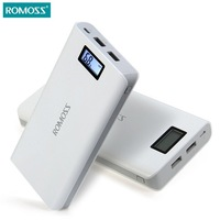 20000mAh Power Bank With Quick Charge 3.0 Fast Charging Dual USB Portable External Battery With Micro USB &Lighting Input