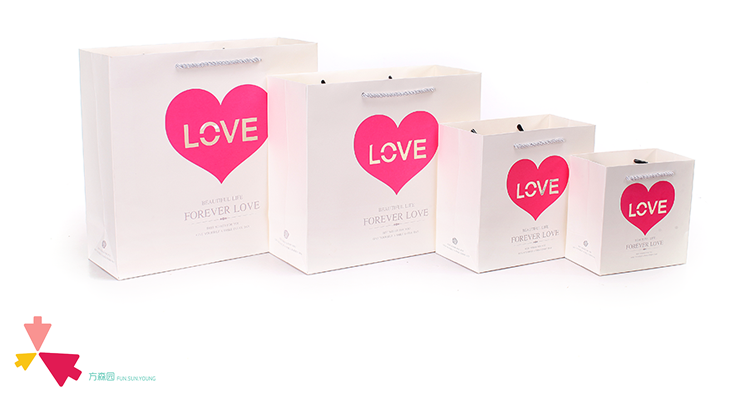 Sweet love gift bag box ThankYou gift bag Wedding Favor souvenirs wedding party decoration mariage valentine's day(China (Mainland))