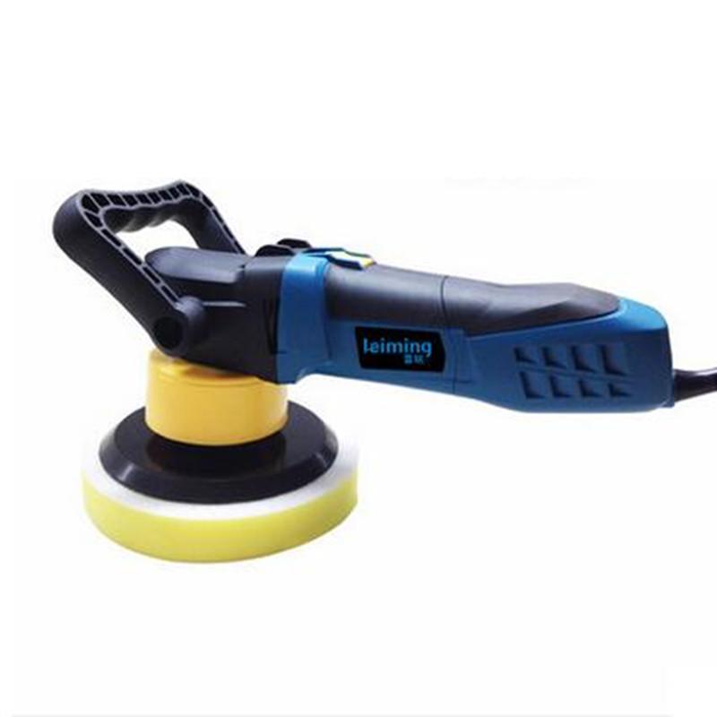 1pcs Double Track Car Beauty Professional Polishing Machine Floor Waxing Machine Sealing Glaze Coating Polishing Machine 220v Go(China (Mainland))