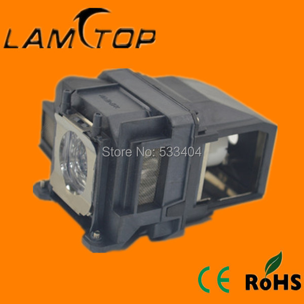 Фотография FREE SHIPPING  LAMTOP  180 days warranty  projector lamps with housing   for  CB-X25