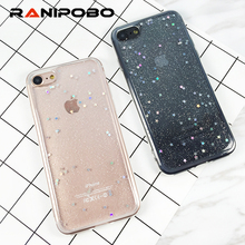 Buy Luxury Bling Glitter Star Soft TPU Back Cover iPhone 6 6S Plus Case Powder Ultra Thin Phone Cases iPhone6 for $1.39 in AliExpress store