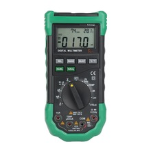 Buy Mastech MS8229 Digital Multimeter 5 1 Auto-Range Tester Meter Multi-function Lux Sound Temperature Humidity Multitool for $47.50 in AliExpress store