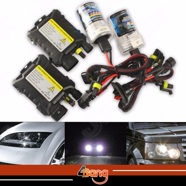 55W Xenon HID kit H1 H3 H7 H8 H9 H11 Single Beam CAR Headlight Fog Lamp 3000k,4300k,6000k,8000k,10000k,12000k,15000k,3000k
