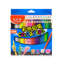 48pcs/set MAPED DIY graffiti Colored Pencils 48Colors Painting Colour Pencil Children'S school Gift Cute Drawing Pencil For Kids