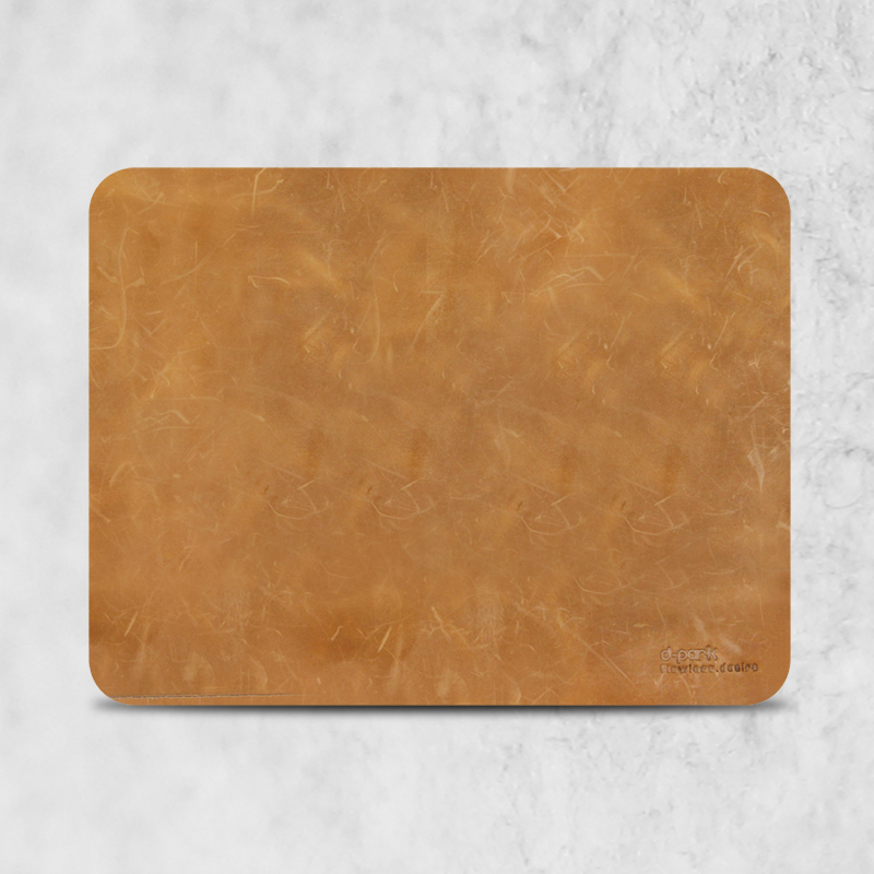 d-park grain leather mouse pad for Razer / Logitech / Micrsoft / Macbook(China (Mainland))