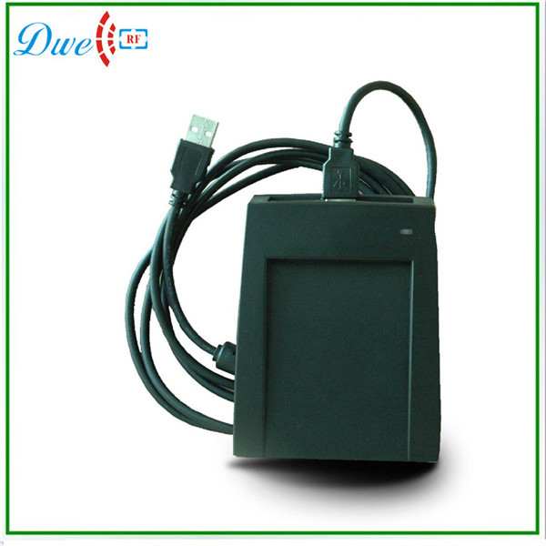 13.56mhz MF Card issuing device USB communicate can work with Andriod desktop card reader