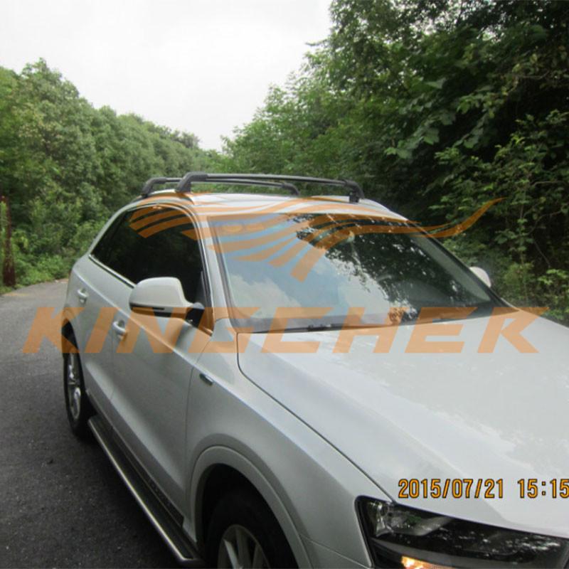 Suitable for Mitsubishi Outlander Hyundai Ix45 KC Baggage Luggage Roof Rack Bar Rails High Quality Universal(China (Mainland))