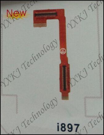 Brand new for Motorola Nextel i890 i897 flex cable high quality free shipping 100/lots(China (Mainland))